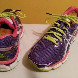 Asics GT-2000 Womens Running Shoes Sz 7